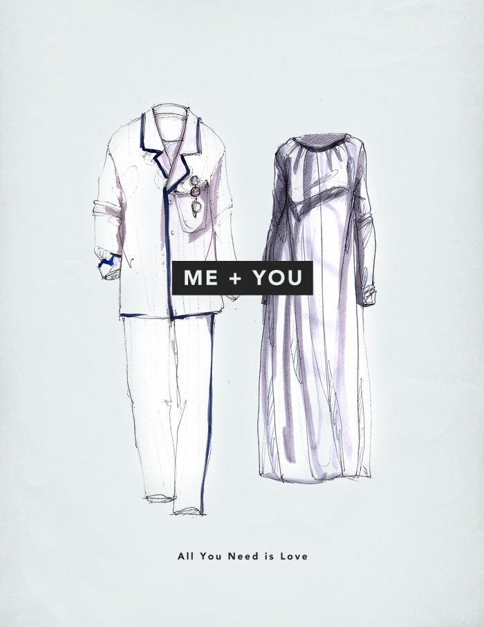 john yoko Me + You: Valentines Day Cards